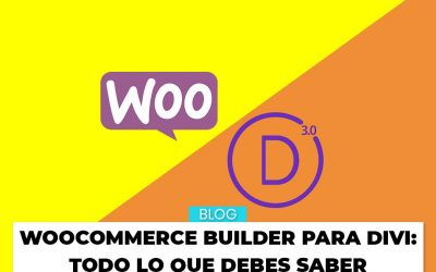 Woocommerce builder para Divi