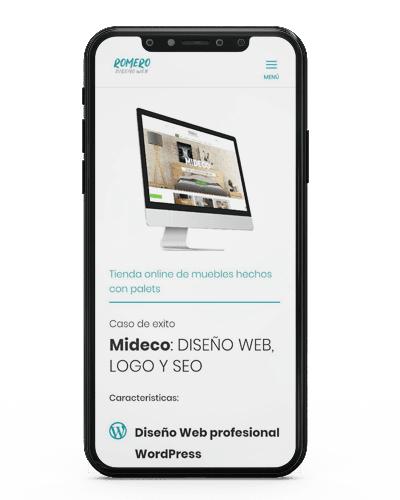 diseño web para moviles