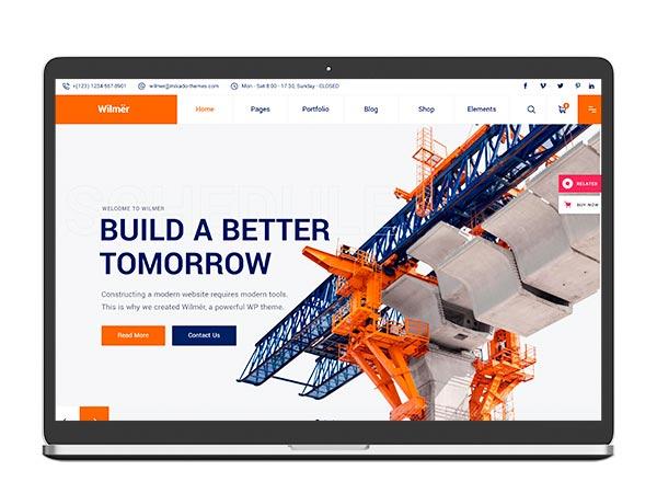 paginas web construccion