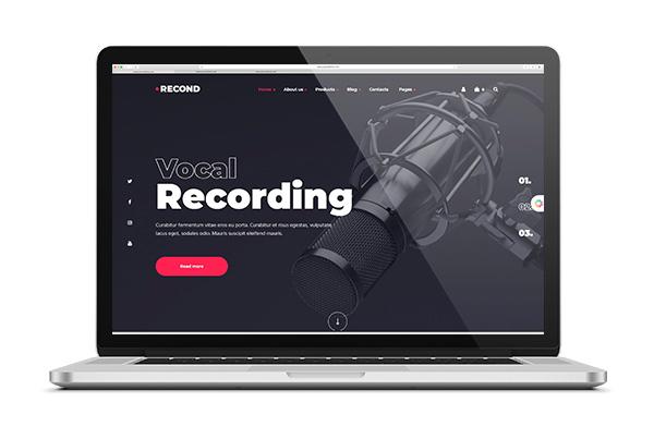 paginas web para musicos